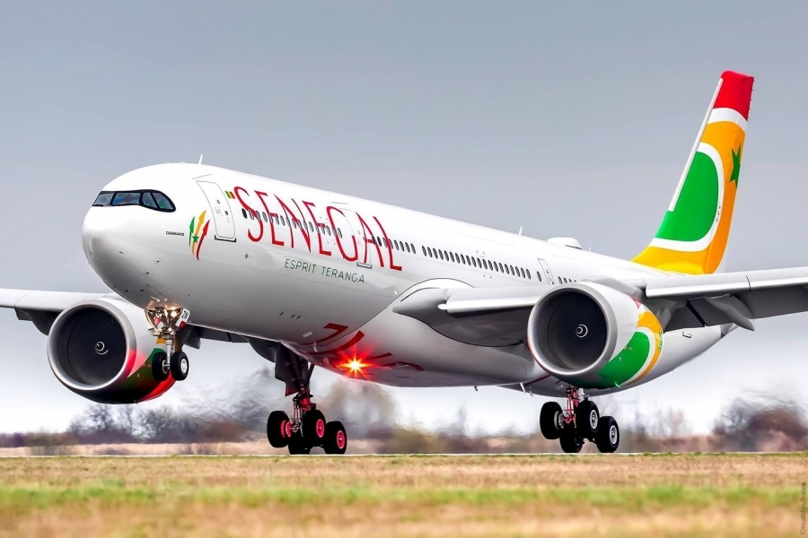 AIR SÉNÉGAL LANCE SON HUB DE DAKAR