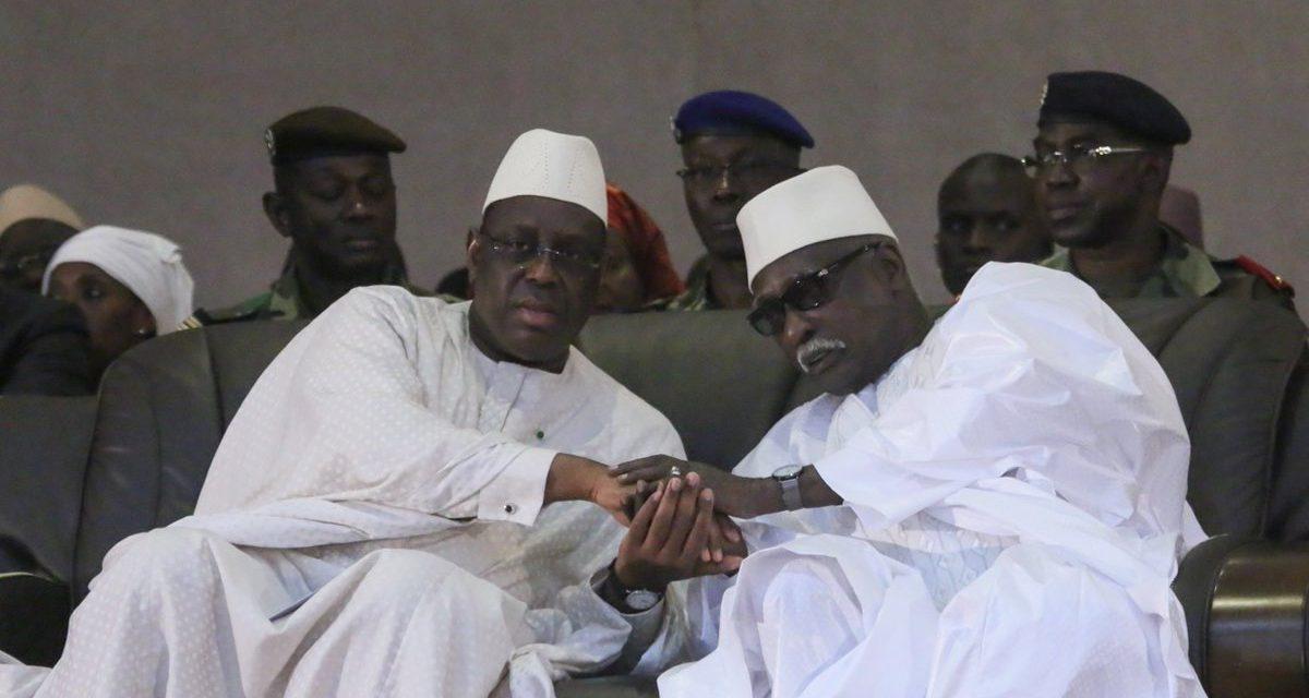 Le président Macky Sall est attendu à Tivaouane: Gamou 2019.