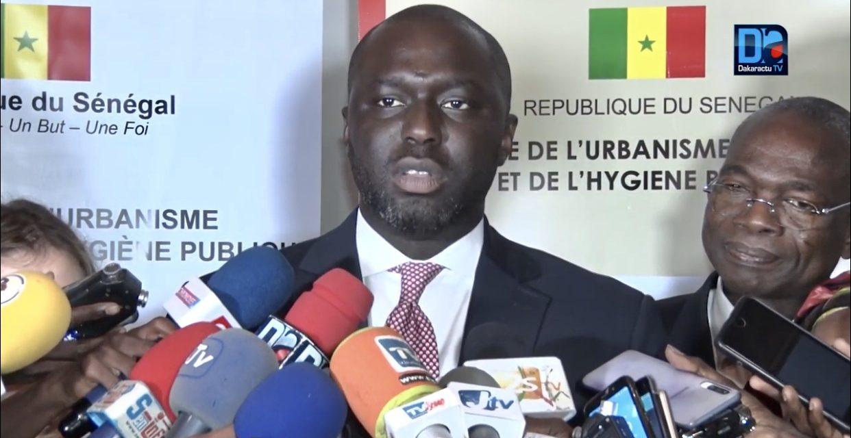 ABDOU KARIM FOFANA INVITE LE PRIVÉ A INVESTIR DANS LA CONSTRUCTION