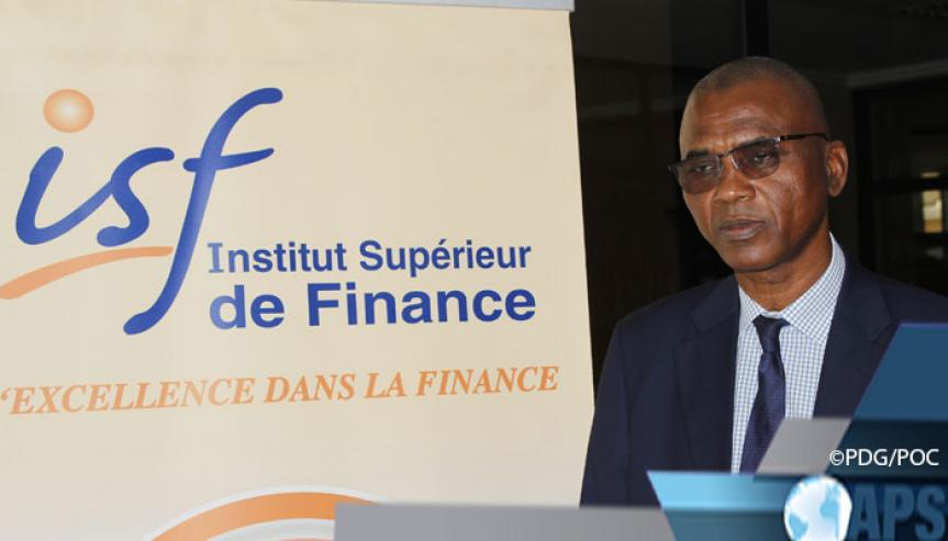 LE SYSTÈME FINANCIER AFRICAIN ''UN PEU EN RETARD'' PAR RAPPORT AUX MUTATIONS TECHNOLOGIQUES