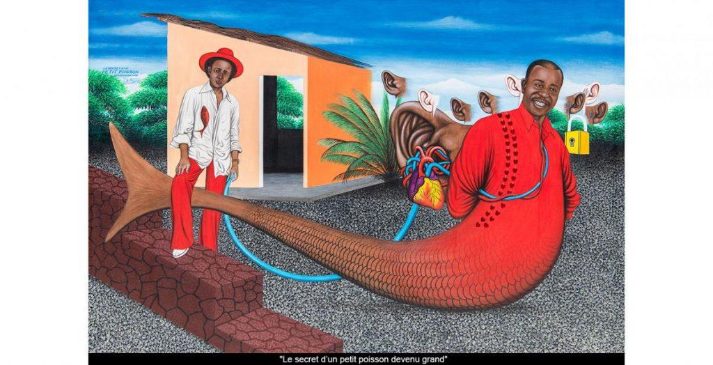 Le musée des Civilisations noires de Dakar accueille l'exposition itinérante Prête-moi ton rêve 1