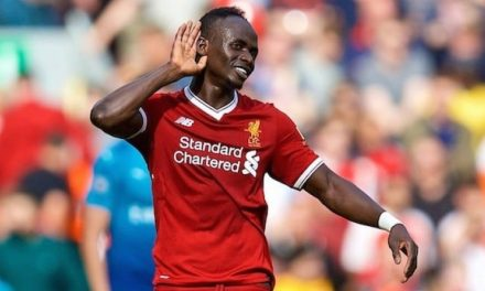 BALLON D'OR: SADIO MANÉ, LE GRAND ESPOIR DE L'AFRIQUE