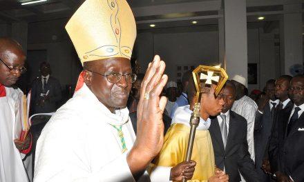 Le message de l'Archevêque de Dakar à l'occasion de la célébration de Noël