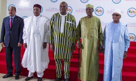 Le sommet du G5 Sahel veut renforcer la coopération face au péril jihadiste