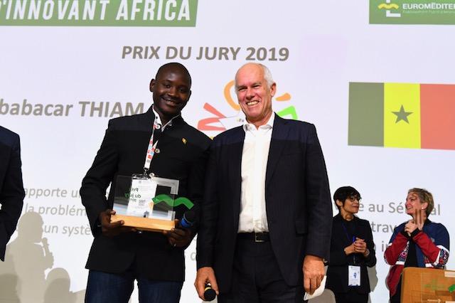 La startup sénégalaise Sen Or'dur grand vainqueur du prix Med'innovant Africa