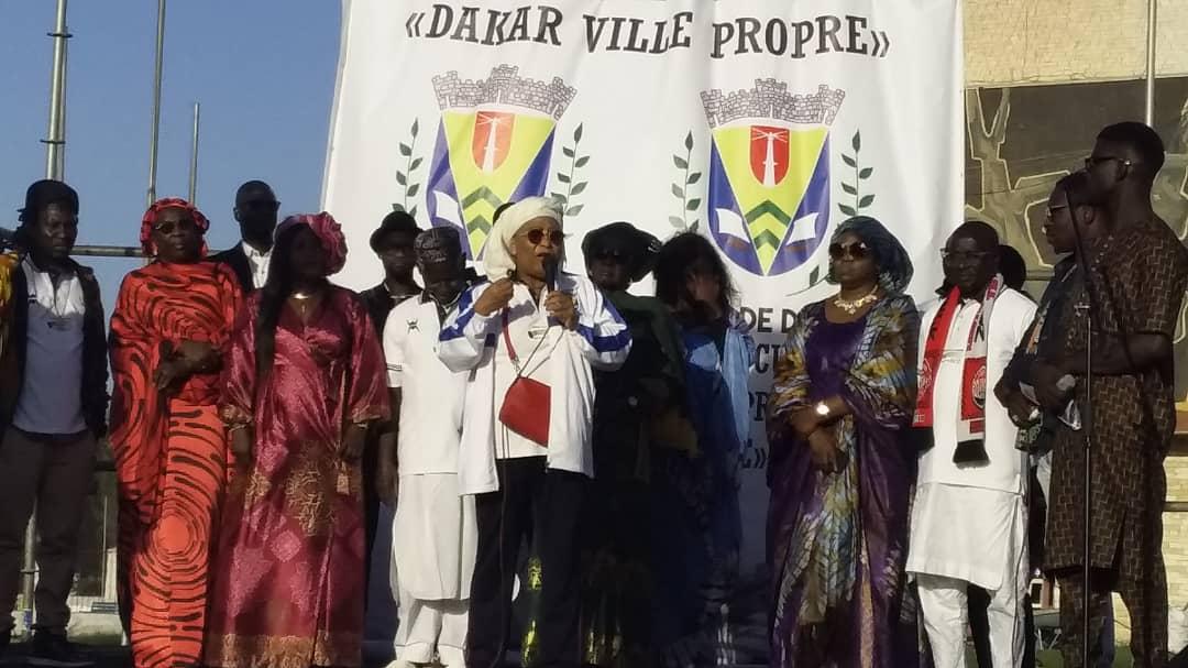 Lancement du projet « Dakar ville propre » : TOUT UN PARI POUR LA CAPITALE SÉNÉGALAISE