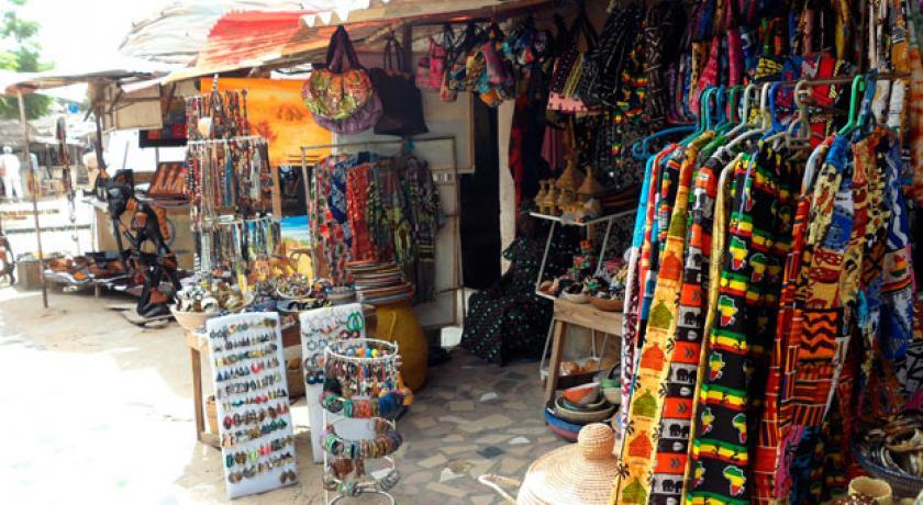 Le Village de Soumbédioune, vitrine de l'artisanat sénégalais 4