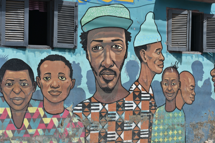 Mamadou Boye Diallo, ARTISTE PATIN DE LA MÉDINA 3