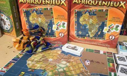 «Afriqu'enjeux», un jeu de société pour comprendre l'Afrique