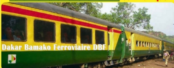 DAKAR-BAMAKO FERROVIAIRE ACQUIERT SIX LOCOMOTIVES