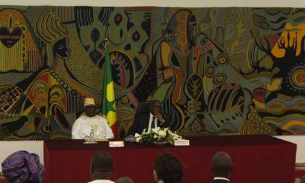 """Famara Ibrahima Sagna: """"Le dialogue n'est ni une querelle, encore moins des discours discordants"""""""