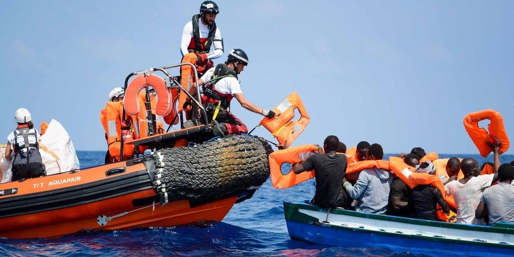 Plus de 200 migrants africains secourus au large de l'Espagne