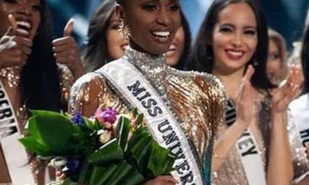 LA PLUS BELLE FEMME DE L'UNIVERS EST SUD-AFRICAINE : ZOZIBINI TUNZI