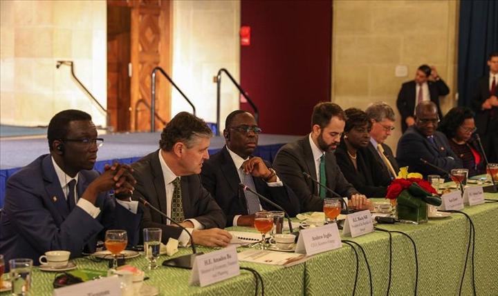 Mission économique afro-américaine au Sénégal permettra de financer projets  des jeunes