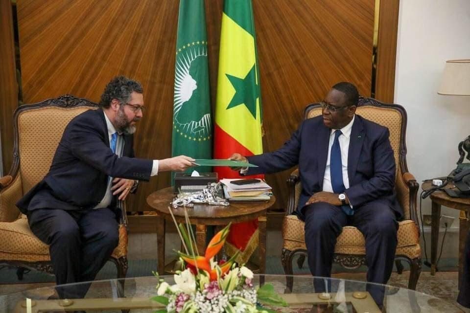 Le Sénégal et le Brésil vont accroître le volume de leurs échanges économiques