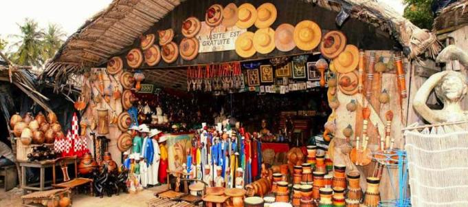 Le Village de Soumbédioune, vitrine de l'artisanat sénégalais 7