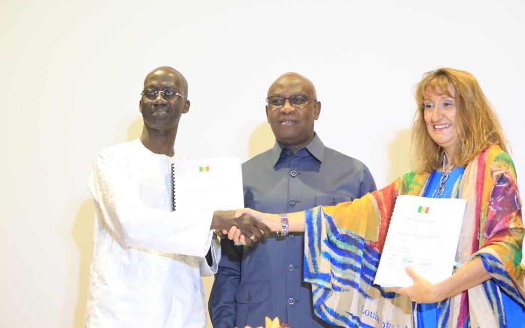 Suez : remporte un contrat de production et de distribution d'eau potable au Sénégal