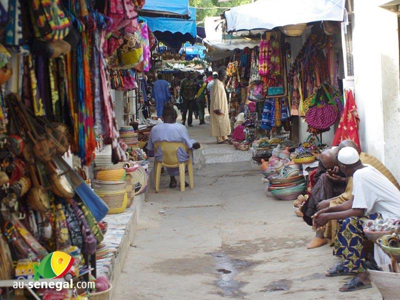 Le Village de Soumbédioune, vitrine de l'artisanat sénégalais 8