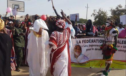 Lancement DE LA tournée nationale du mouvement des femmes de l'APR