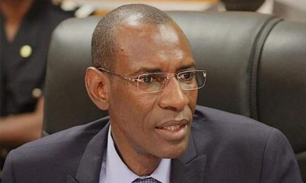 Abdoualye Daouda Diallo : « Il N'existe Pas De Tension Budgétaire »