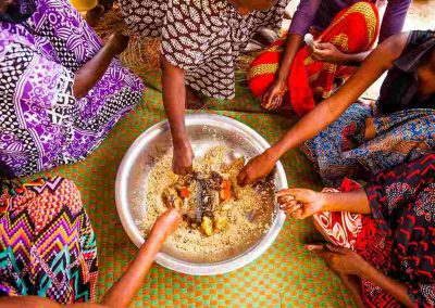 Le ThiÉboudienne, Régal du Sénégal