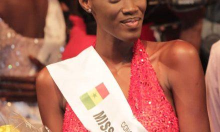 Miss Sénégal 2020 : Ndèye Fatima Dione, reine de beauté nationale
