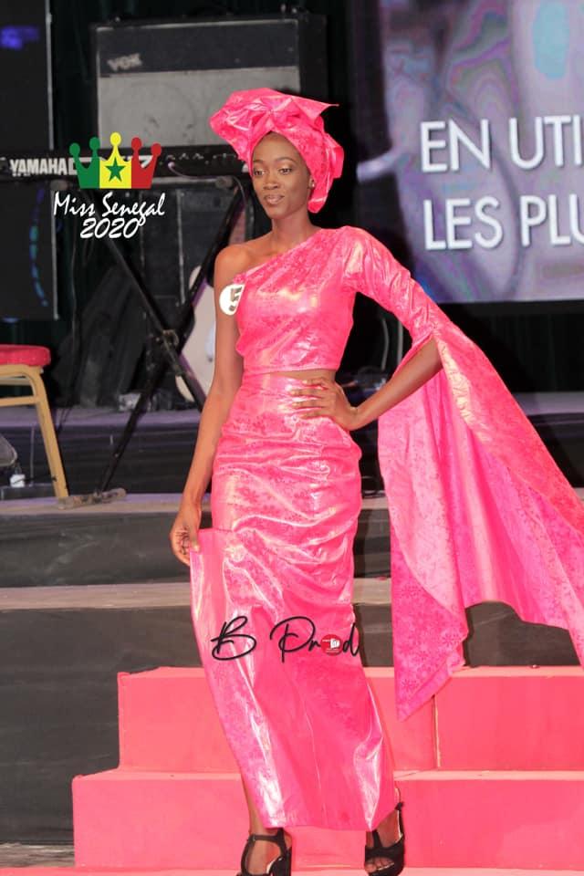 Miss Sénégal 2020 : Ndèye Fatima Dione, reine de beauté nationale 1