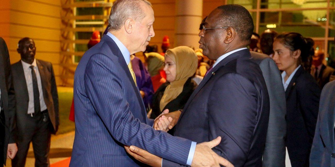 Macky Sall satisfait du travail des entreprises turques au Sénégal