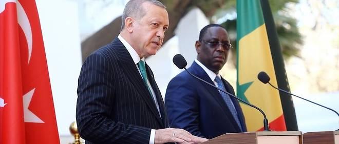 Macky Sall recevra LE PÉSIDENT TURC Recep Tayip Erdogan à son retour de Londres et Davos