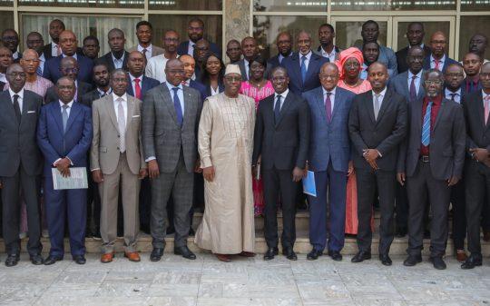 MACKY SALL SALUE la contribution de l'expertise locale et de la diaspora dans l'exploitation des ressources gazières et pétrolières