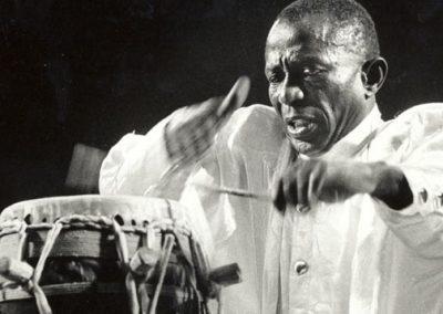 Doudou Ndiaye Rose: une légende et percussionniste hors pair