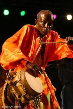 Doudou Ndiaye Rose: une légende et percussionniste hors pair 2