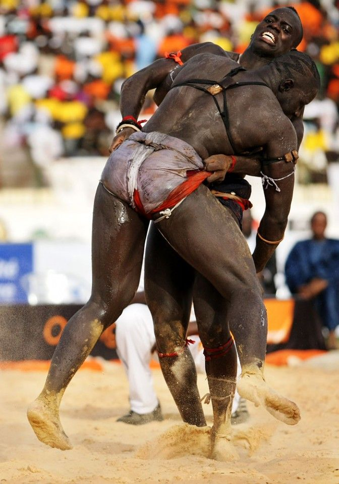 La lutte sénégalaise avec frappe, entre sport, tradition et mysticisme 5