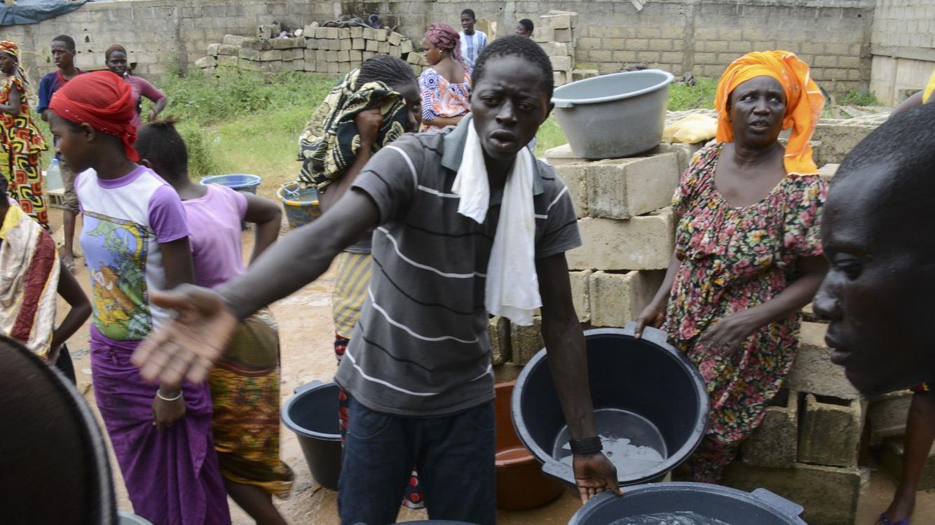 MBOUR: UN FORAGE MIS EN SERVICE À TAKHOUM et 2 réservoirs à Thiès 2