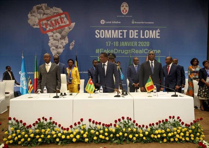 Le Sénégal soutient le projet d'accord-cadre sur la criminalisation des faux médicaments