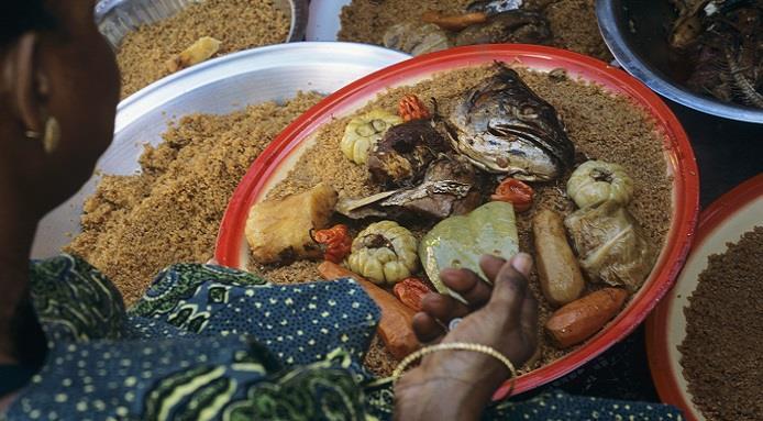 Le ThiÉboudienne, Régal du Sénégal 1