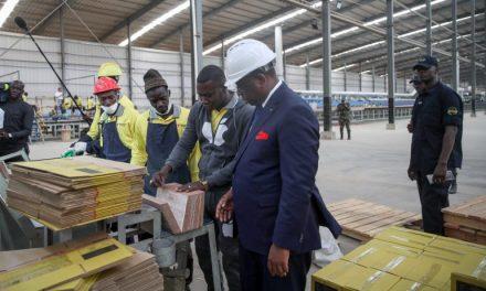 le groupe TWYFORD INVESTIT 53 milliards FCFA dans son usine au Sénégal EN PRÉSENCE DE MACKY SALL