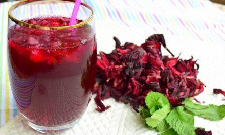 Jus de bissap – boisson nationale du Sénégal