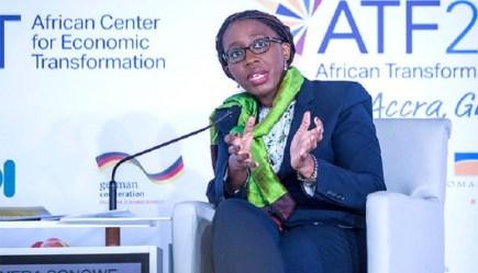 VERA SONGWE: La paix et la sécurité sont cruciales pour le développement durable de l'Afrique