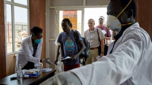 Coronavirus: 23 Sénégalais de Chine sont arrivés à Dakar