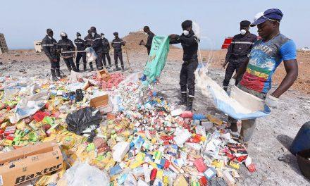 Kaffrine: Nouvelle saisie de 1.200 kg de faux médicaments