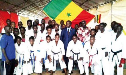 CHAMPIONNATS D'AFRIQUE DE KARATÉ : LE SÉNÉGAL REMPORTE 11 MÉDAILLES DONT UNE EN OR