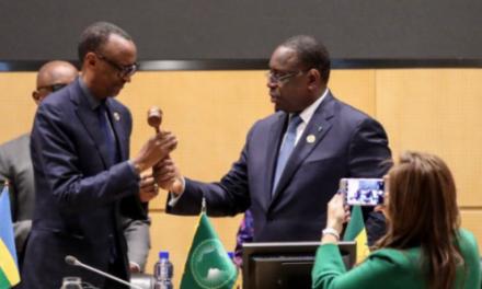 Union africaine: Macky Sall dresse son bilan à la tête du NEPAD