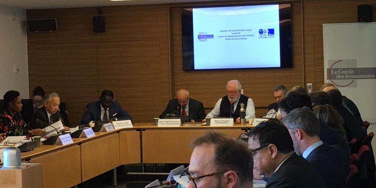 Investissement en Afrique: le plan Sénégal émergent au coeur du débat à Paris