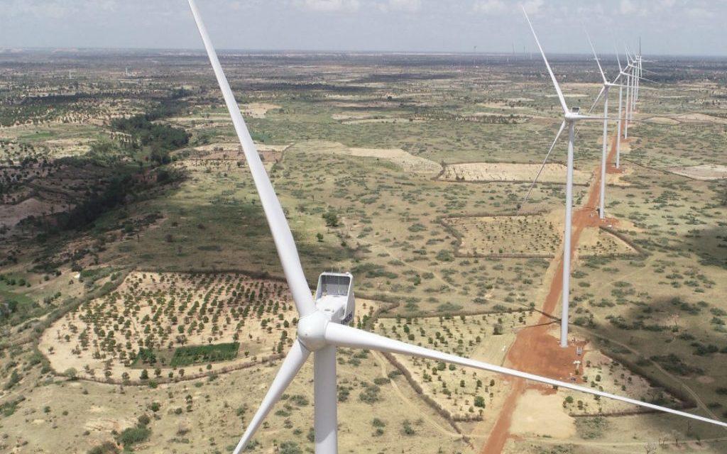 Inauguration le 1er parc éolien d'envergure au sénégal: Taïba Ndiaye