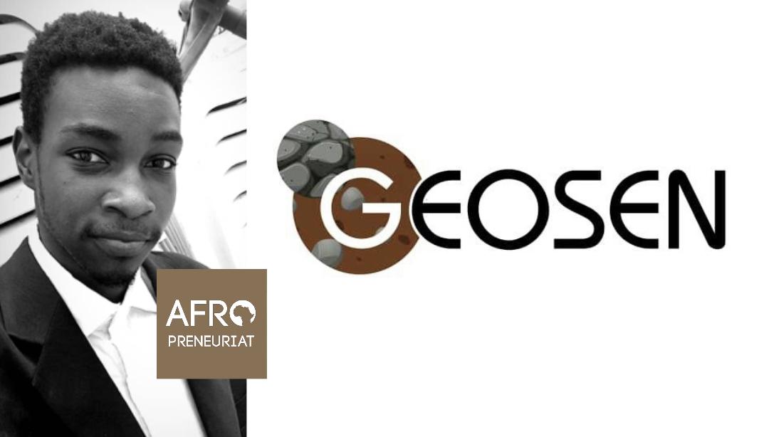 À 22 ans, Oumar crée GeoSen, une web qui informe sur les ressources naturelles du Sénégal