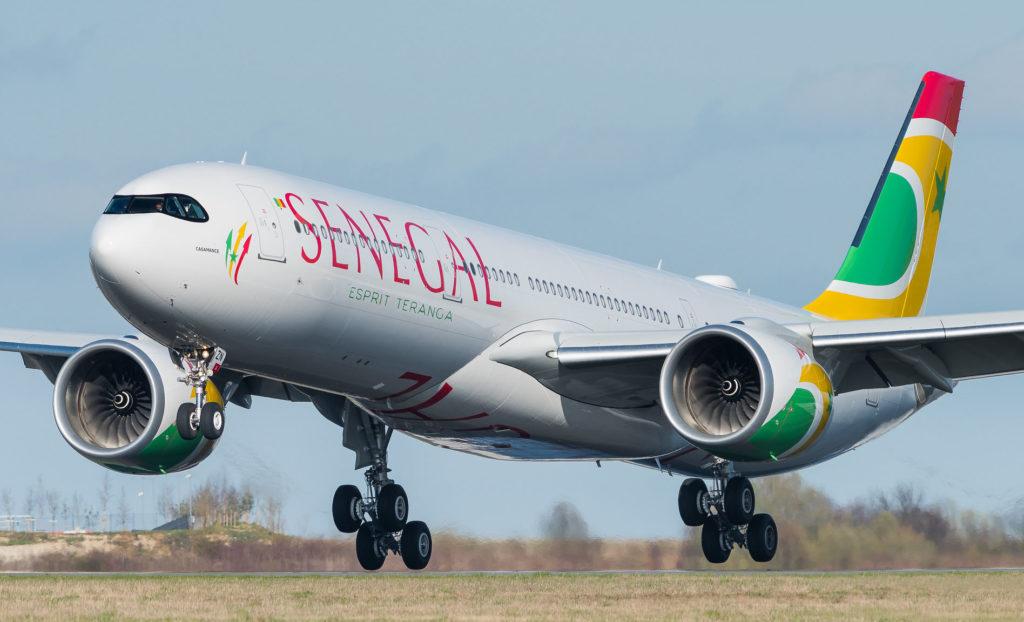 Air Sénégal suspend ses vols à destination et en provenance de Barcelone.