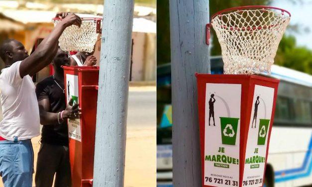 Sénégal Propre : Du basket et des dunks pour lutter contre l'insalubrité