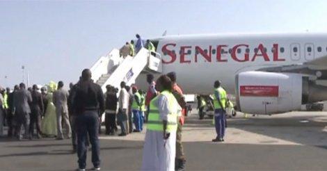 COVID-19: LES 114 Sénégalais de l'extérieur, compatriotes rapatriés
