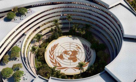 LE SIÈGE DE L'ONU A DIAMNIADIO